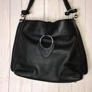 Vera Pelle Genuine Leather Bag Made in Italy